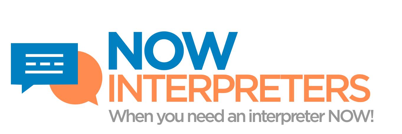 Now Interpreters